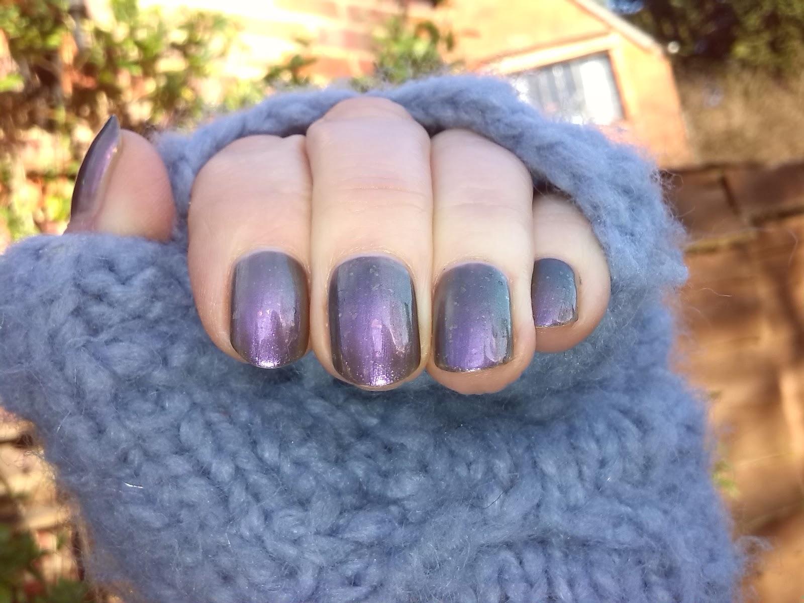 Nail Lacquer UK Galaxy