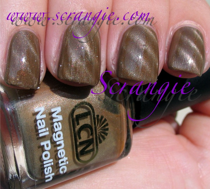 Scrangie: LCN Magnetic Power Magnet Nail Polish Collection