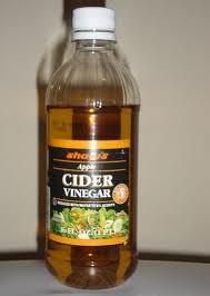 vinegar yeast infection