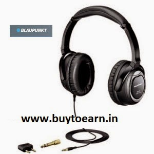 Snapdeal: Buy Blaupunkt Comfort Over Ear Headphone at Rs.3476