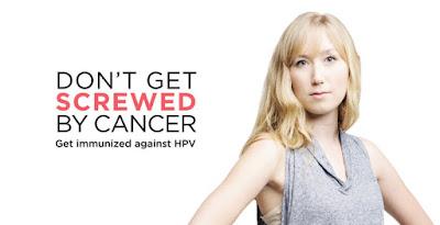 kutil kelamin mengakibatkan kanker