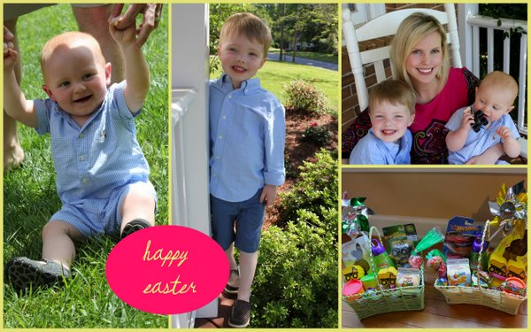 easter baskets boys