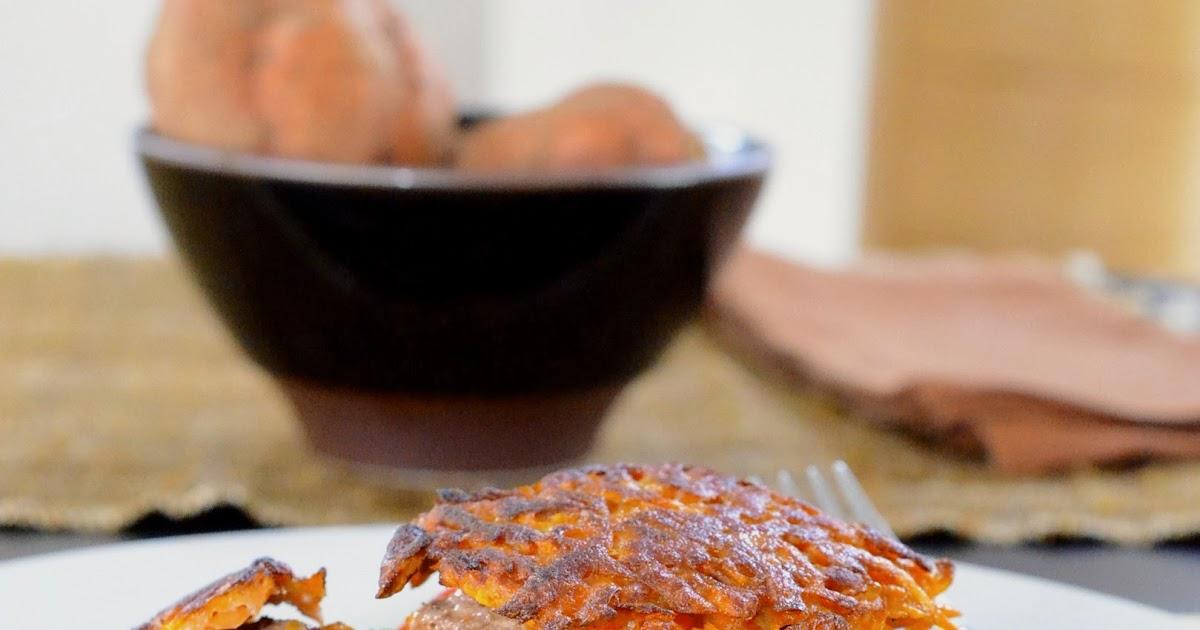 Lammrücken mit Süßkartoffelkruste und Crememangold