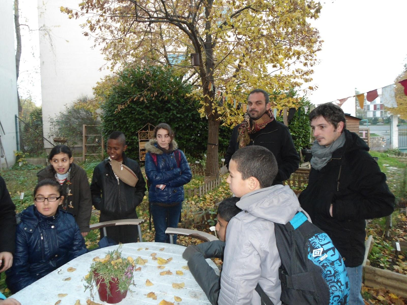 Le jardin des g teaux serge mora les jardiniers du for Jardin xavier