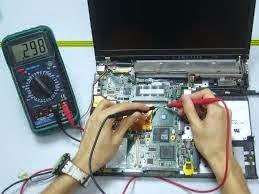 cara identifikasi kerusakan laptop