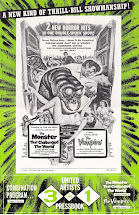 MONSTER THAT CHALLENGED THE WORLD/THE VAMPIRE AD