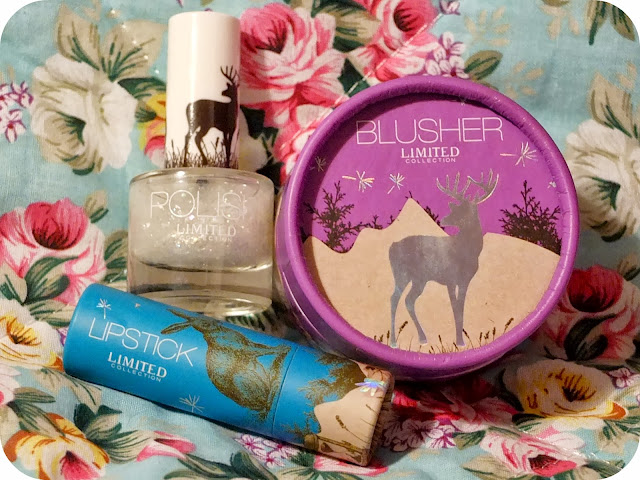 The Wanderlust Limited Collection Make Up Range at Marks and Spencer for Winter 2013!