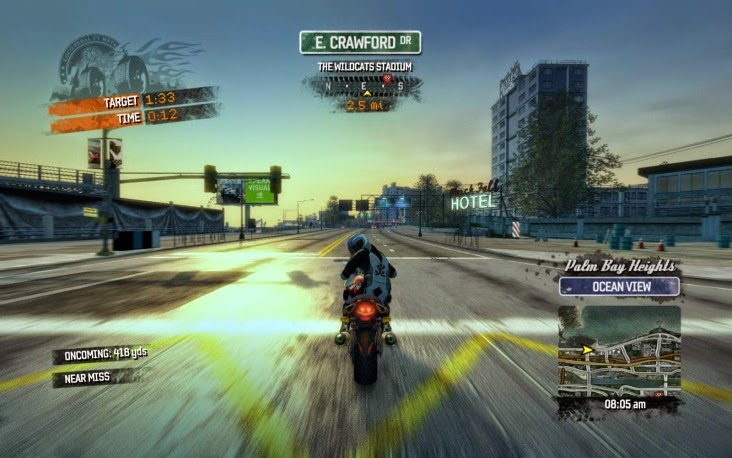 Download Game Burnout ISO