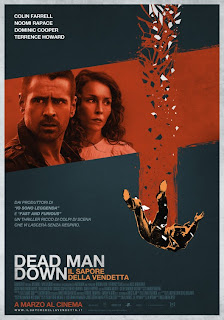Dead Man Down Movie International Poster