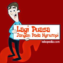 DP BBM terbaru Puasa Ramadhan