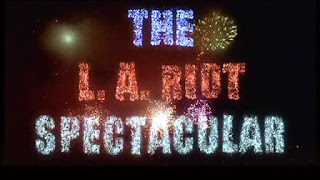 The L.A. Riot Spectacular title
