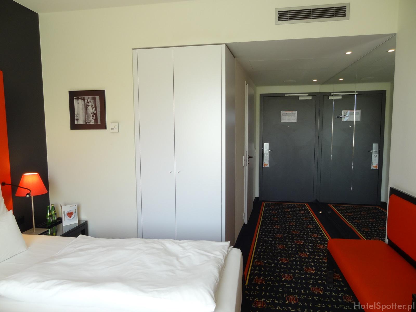 angelo Hotel Katowice - pokoj