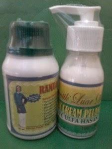 Pelangsing Perut Buncit Herbal Alami Ny Ulfa Hasan