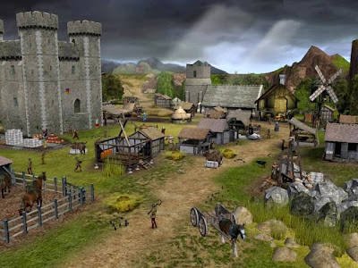 Download Stronghold Legends ISO-RELOADED Free PC Games