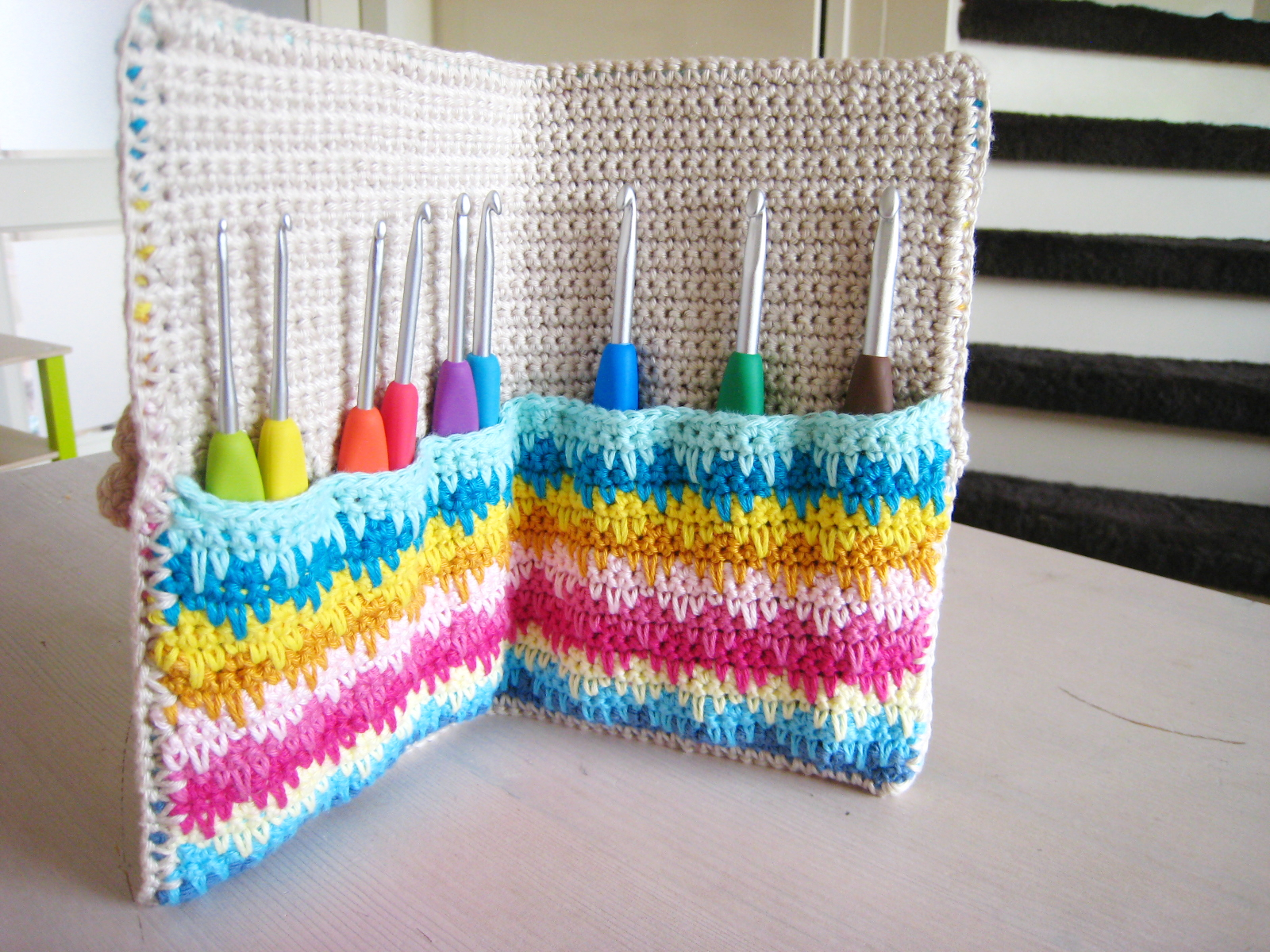 Oh Milly Crochet Hook Case