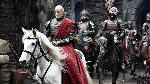 Tywin Lannister Garden of Bones