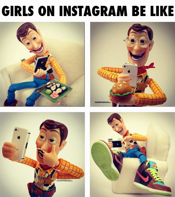 Woody on Instagram