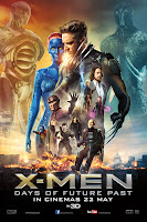 X-Men Days of Future Past large movie poster malaysia