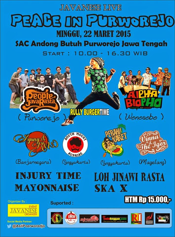Event : Peace in Purworejo