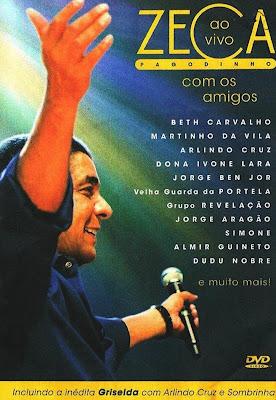 Zeca Pagodinho - Ao Vivo Com Os Amigos - DVDRip