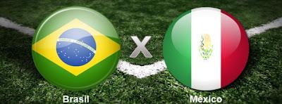 assistir jogo Brasil méxico ao vivo on line