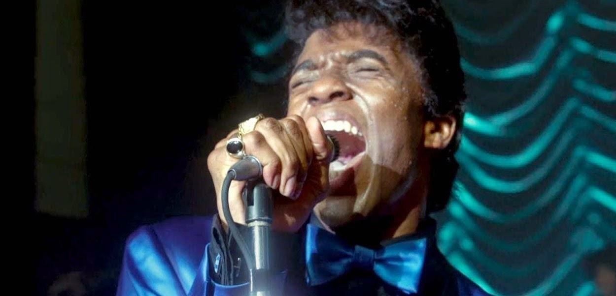 James Brown | Chadwick Boseman no segundo trailer da cinebiografia do Padrinho do Soul