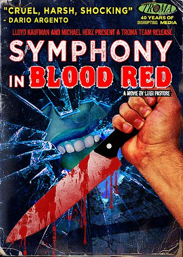 Symphony in Blood Red DVD cover