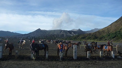Mitos Seputar Gunung Bromo