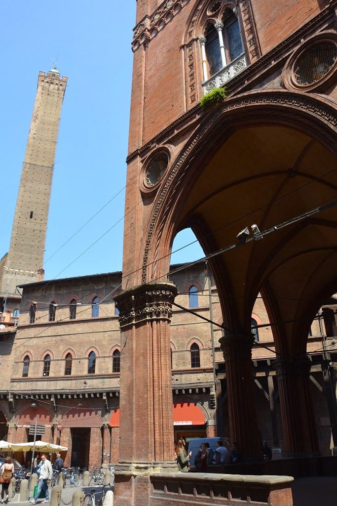 Asinelli Tower Bologna