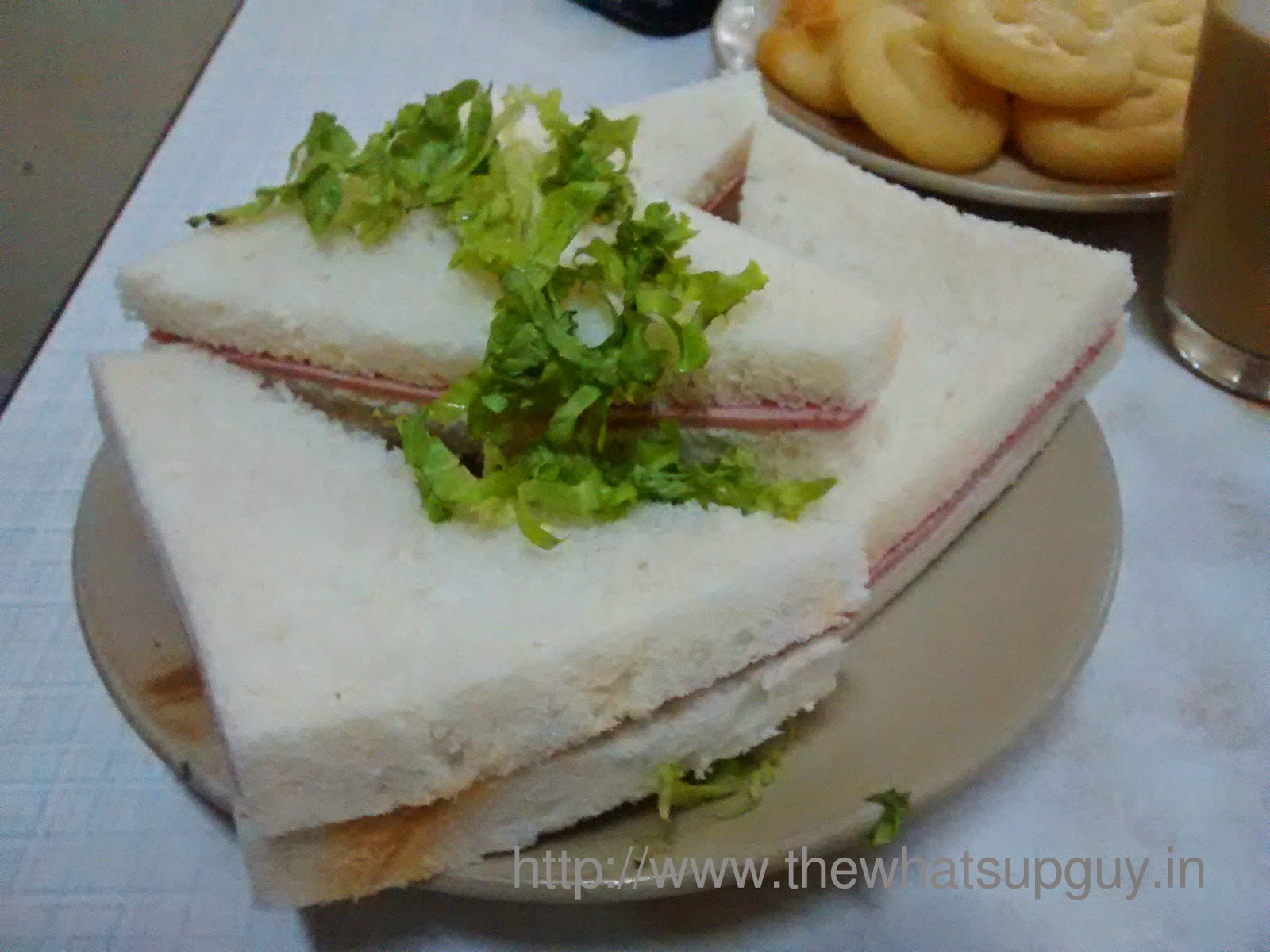 Ham Sandwich Koshy's Review