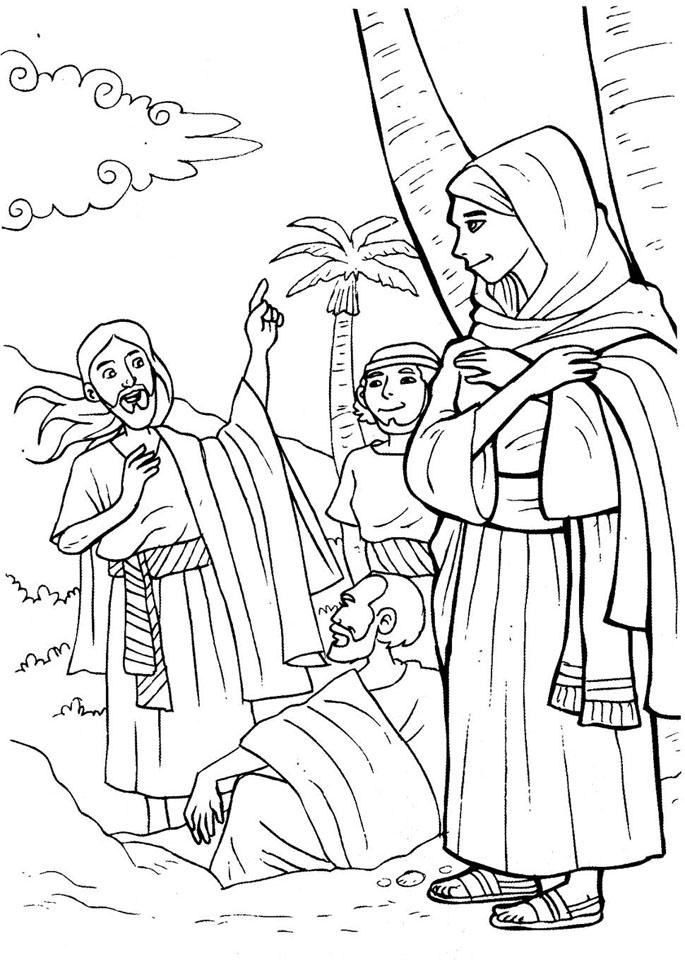 Historia María de Nazaret