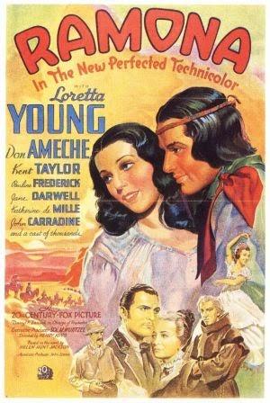 1936 Ramona Movie Poster