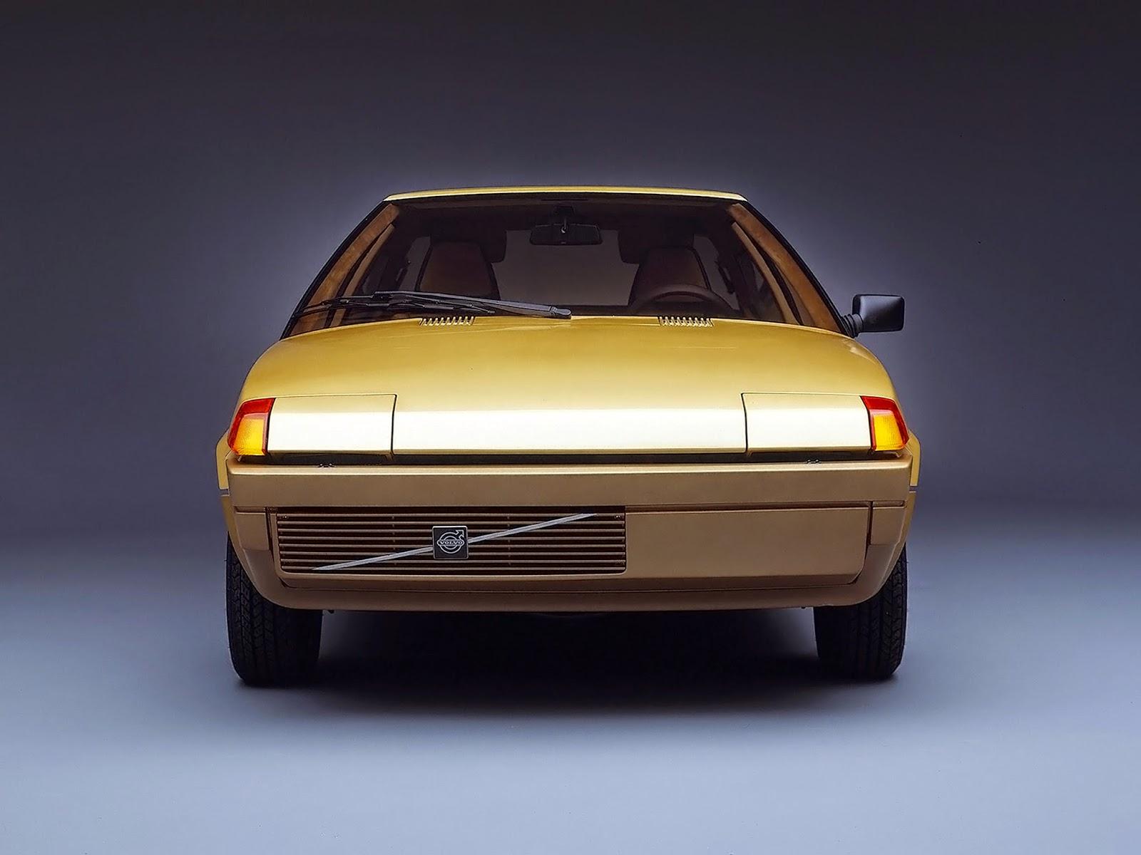 curiosit s automobiles et voitures de collection le concept volvo tundra 1979 pr mices de la. Black Bedroom Furniture Sets. Home Design Ideas
