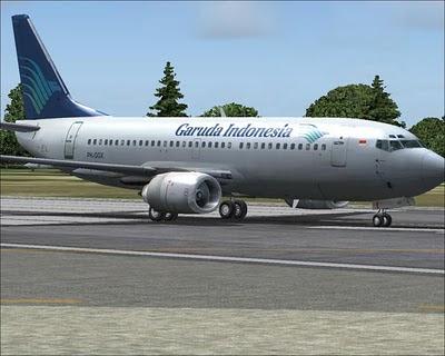 Harga Tiket Pesawat Garuda Indonesia Promo Murah 2012