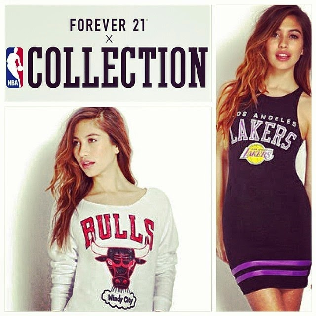 Forever 21 x NBA Collection