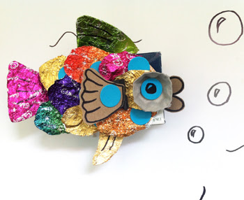 Rainbow Fish Hero