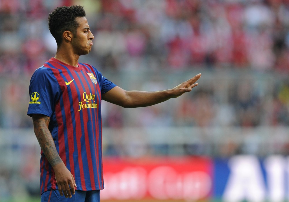 Punggawa Barcelona Desak Tim Pulangkan Thiago