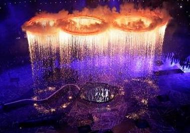 Olympics Games 2012 begin