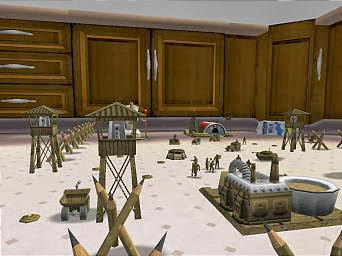 Download Army Men RTS Free For PC