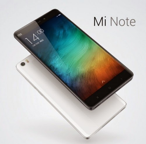 harga HP Xiaomi Mi Note Pro terbaru 2015