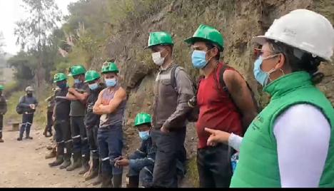 Con capacitaciones en seguridad ambiental, Boyacá reitera su compromiso con el sector minero sostenible