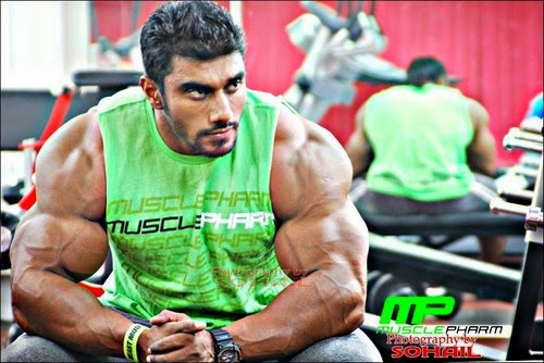 Sangram Chougule (Indian Bodybuilder) | Body Building