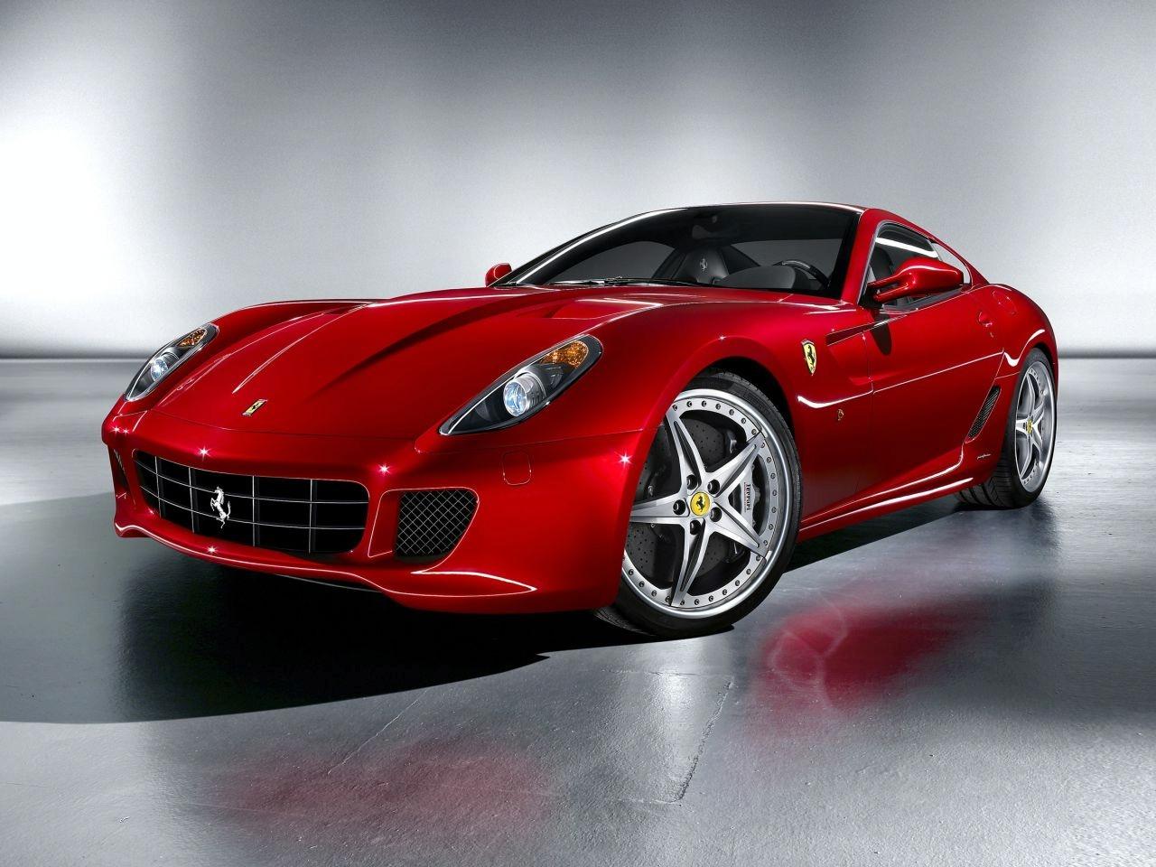 Car Ferrari 599 GTB Fiorano