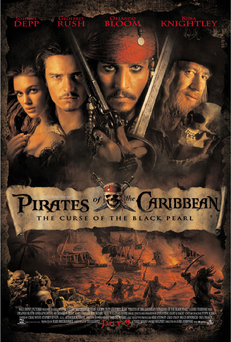 Cướp Biển Vùng Caribê: Chiếc Rương Tử Thần