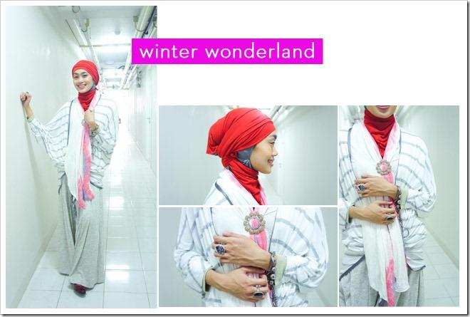 Trend Fashion Baju Muslim Untuk Kuliah