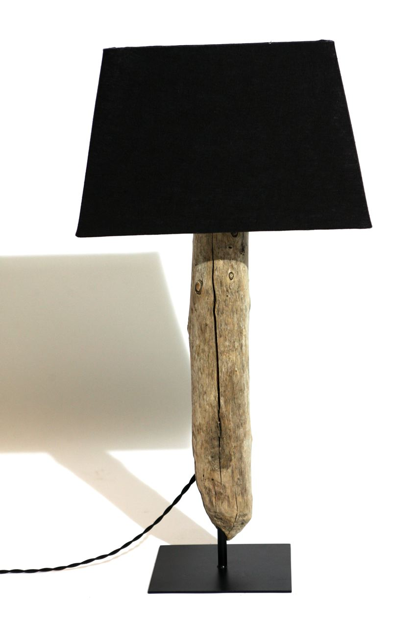 baptized by nature les lampes en bois flott baptized. Black Bedroom Furniture Sets. Home Design Ideas