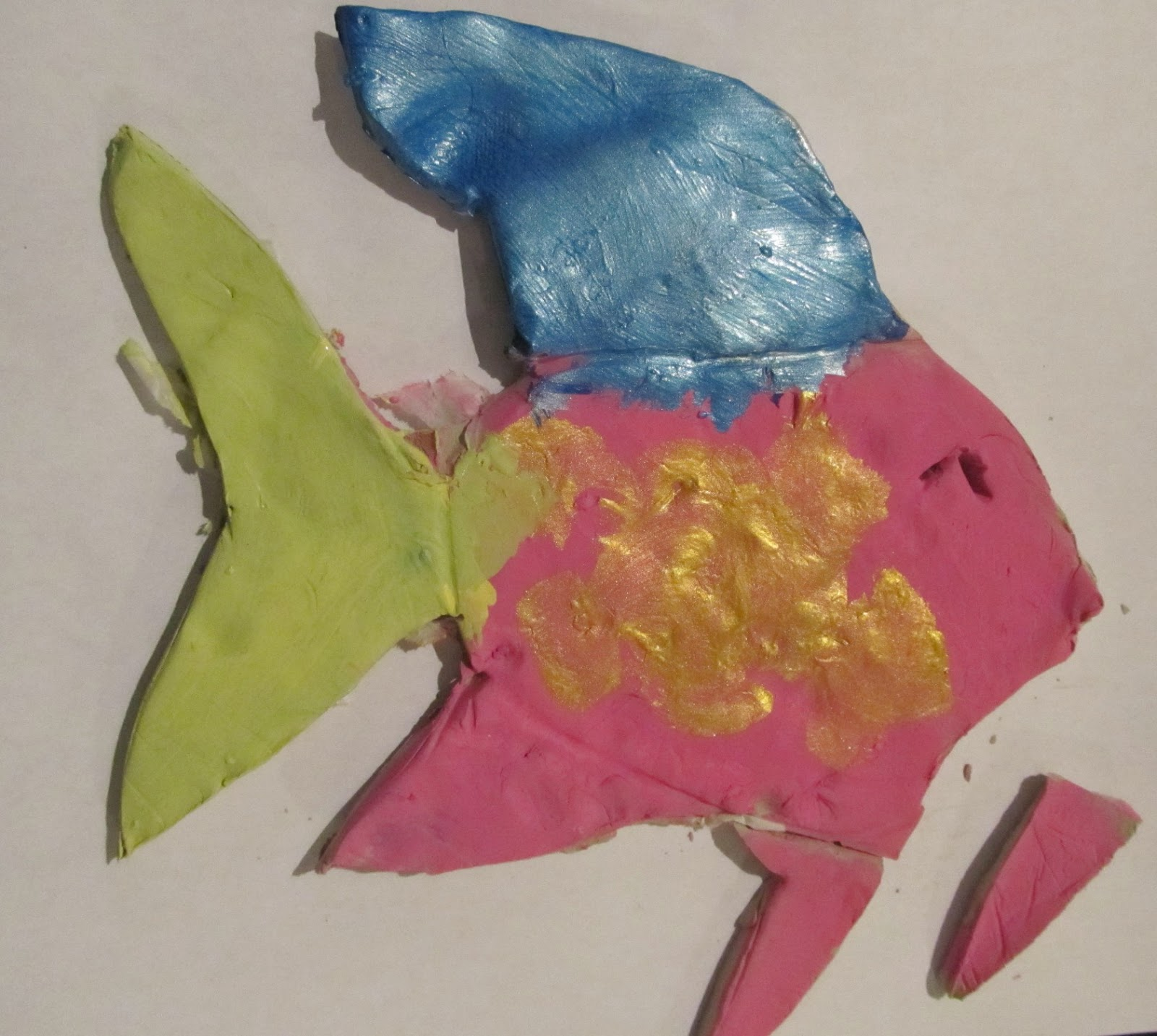 for The rainbow fish