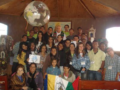 Província Eclesiástica de Brasília realiza encontro de formação da Pontifícia Obra da Propagação da Fé.