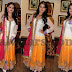 Niloufer in Long Salwar Kameez