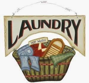 Kerja Karyawati Laundry